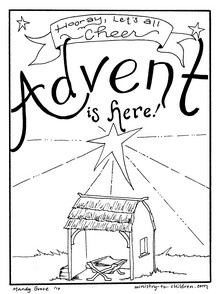 advent coloring pages,printable,coloring pages