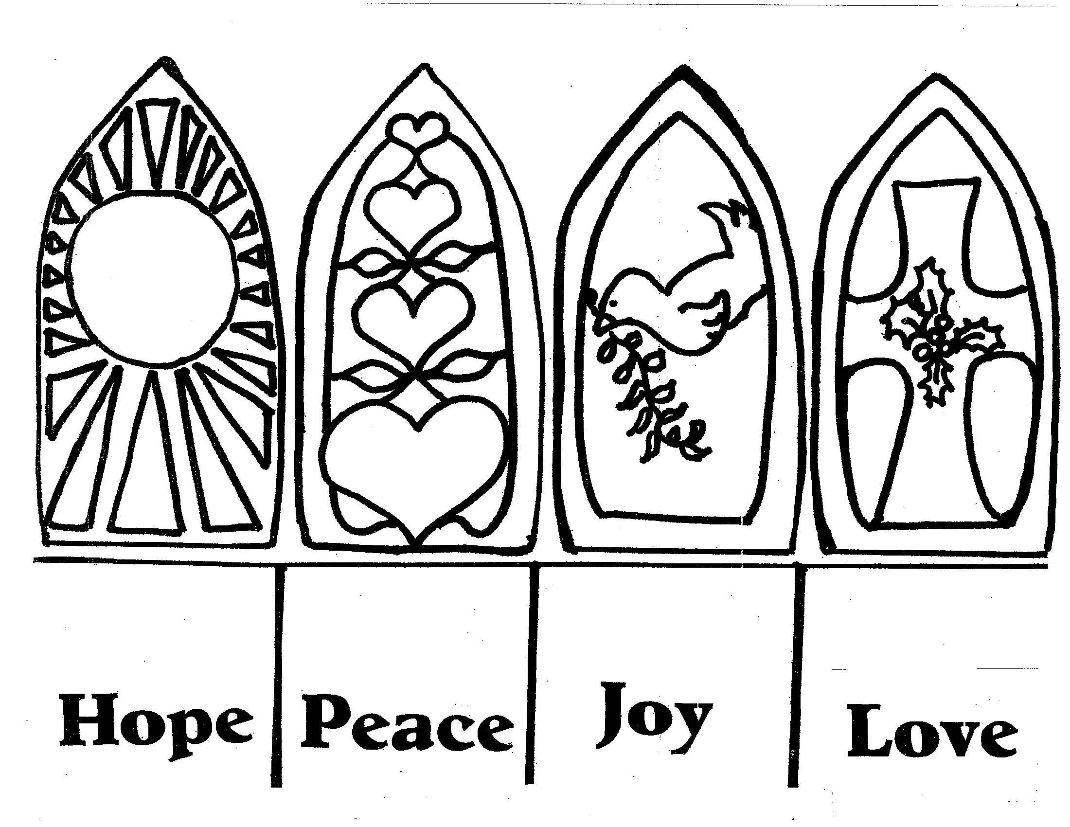 advent coloring pages for adults - photo#18