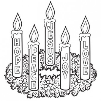 coloring pages of advent,printable,coloring pages