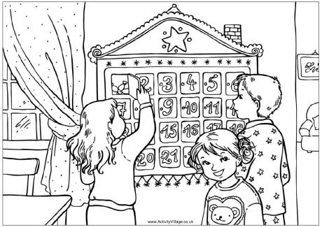 coloring pictures advent,printable,coloring pages