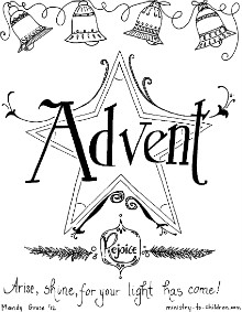printable advent coloring pages,printable,coloring pages