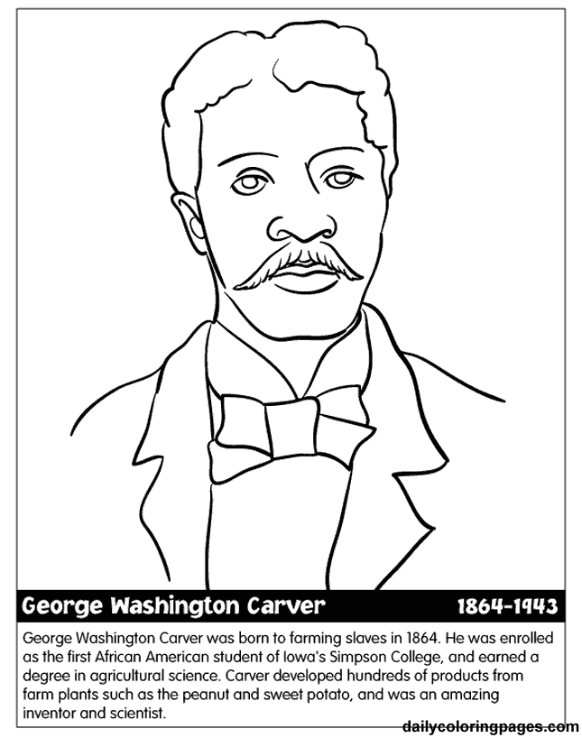 black-history-month coloring pages,printable,coloring pages