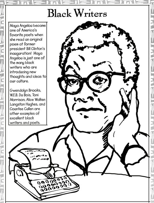 black-history-month coloring pages for kids,printable,coloring pages