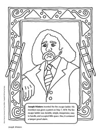 14 coloring pages of black history month - Print Color Craft ...