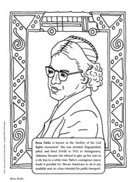 Black History Month Coloring Pages Coloring Book of Coloring Page