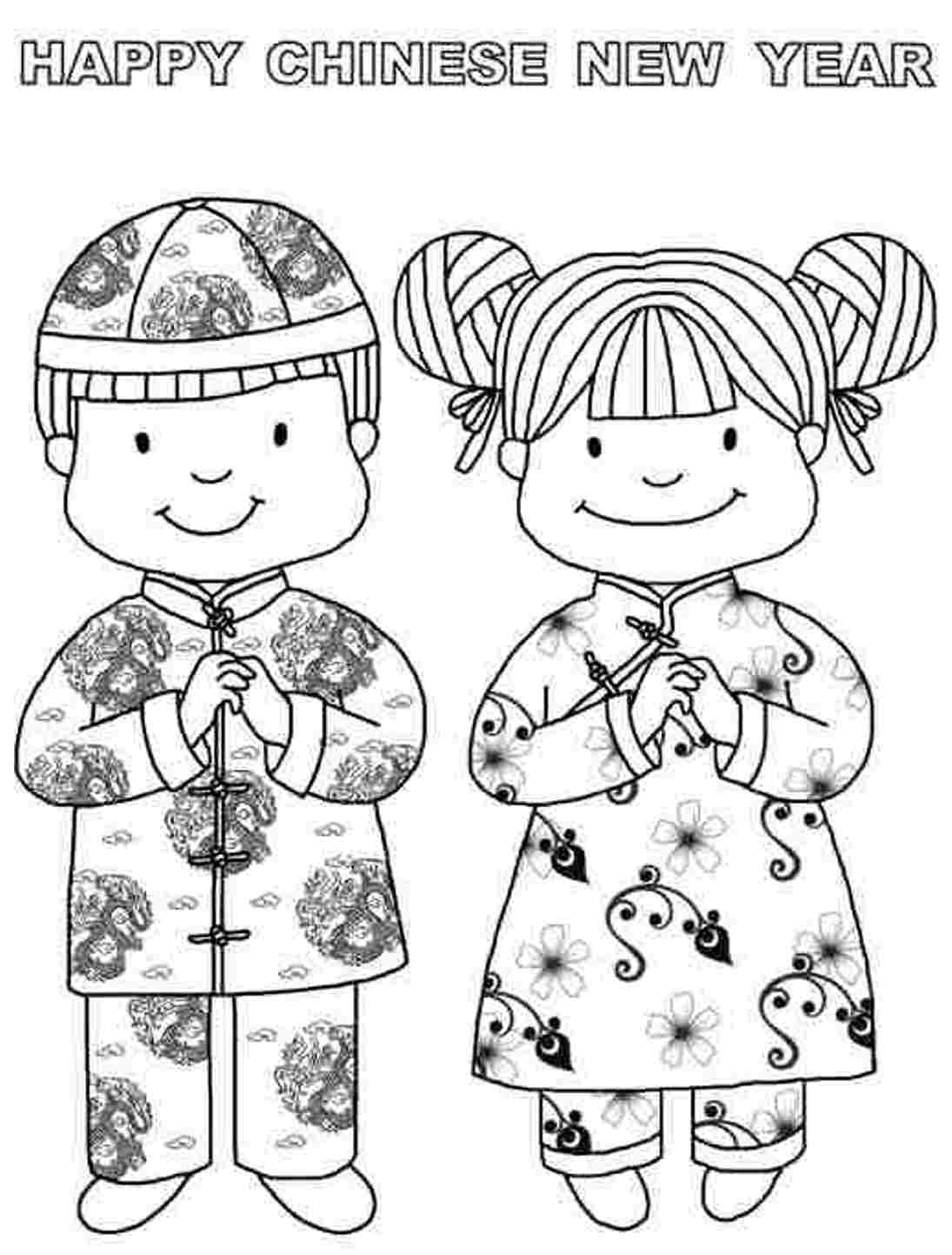 chinese-new-years-day coloring pages 15,printable,coloring pages