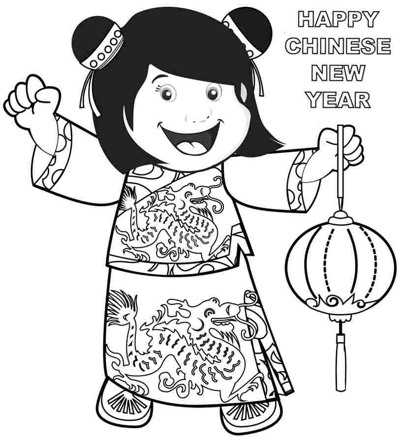 printable pictures of chinese-new-years-day page,printable,coloring pages