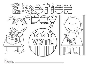 election-day coloring pages,printable,coloring pages