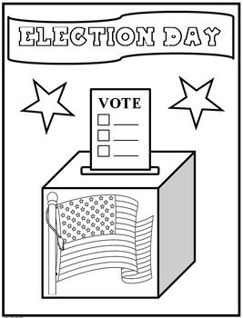 election-day coloring pages printable,printable,coloring pages
