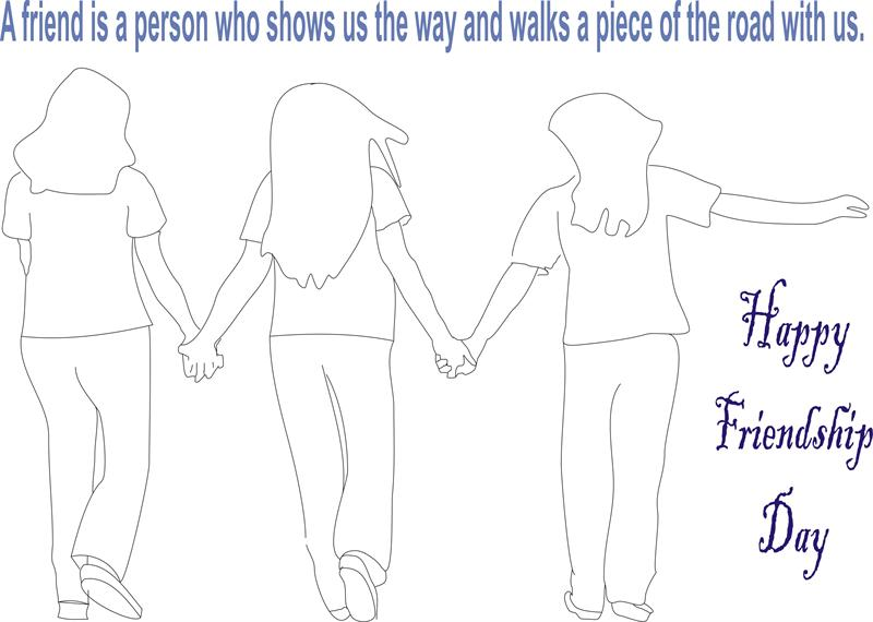 friendship-day coloring pages 14,printable,coloring pages