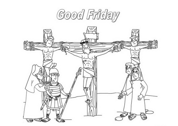 printable good-friday coloring pages,printable,coloring pages