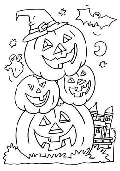 halloween coloring page,printable,coloring pages