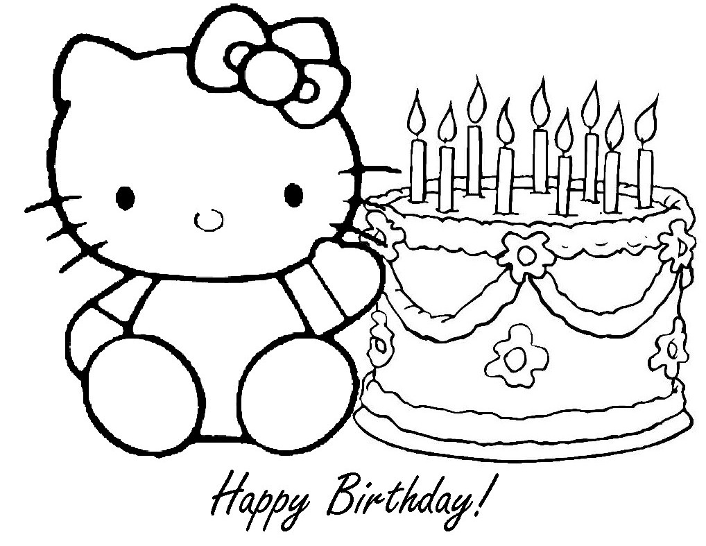 happy-birthday coloring pages 13,printable,coloring pages