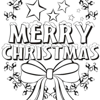 merry christmas coloring pages 11printablecoloring pages