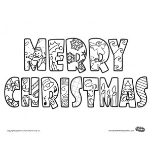 merry-christmas coloring pages 13,printable,coloring pages