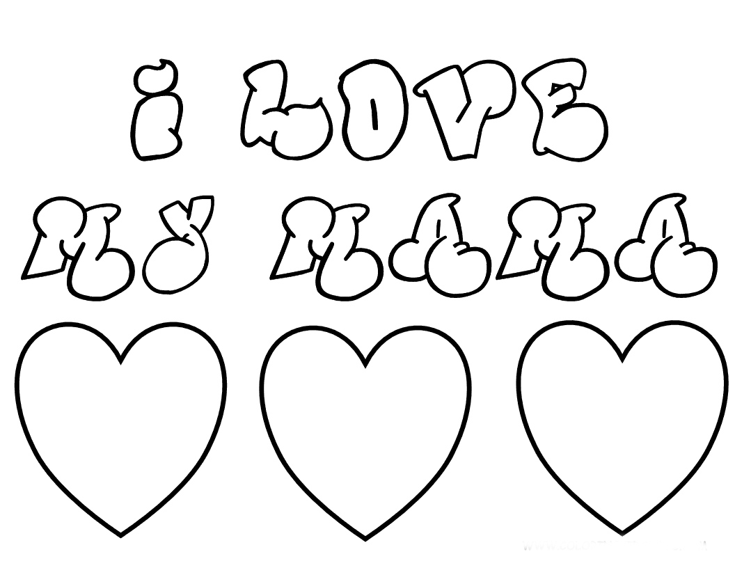 mothers-day coloring pages 14,printable,coloring pages