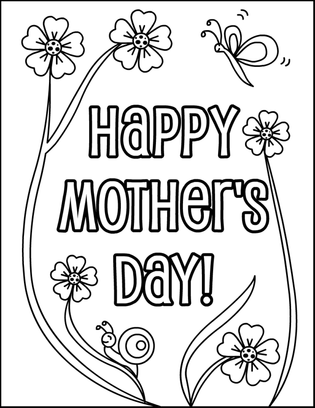 mothers-day coloring pages for kids,printable,coloring pages