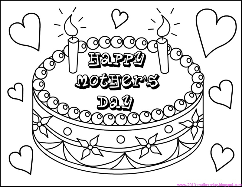printable mothers-day coloring pages,printable,coloring pages