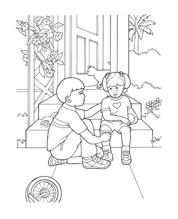 25 others coloring page Print Color Craft