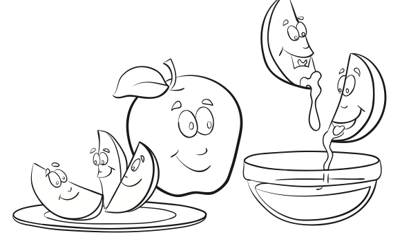 coloring pages of rosh-hashanah,printable,coloring pages