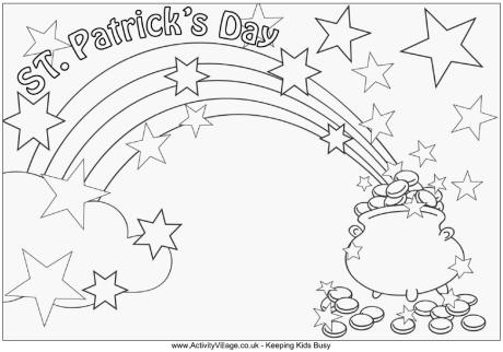 printable st-patricks-day coloring pages,printable,coloring pages