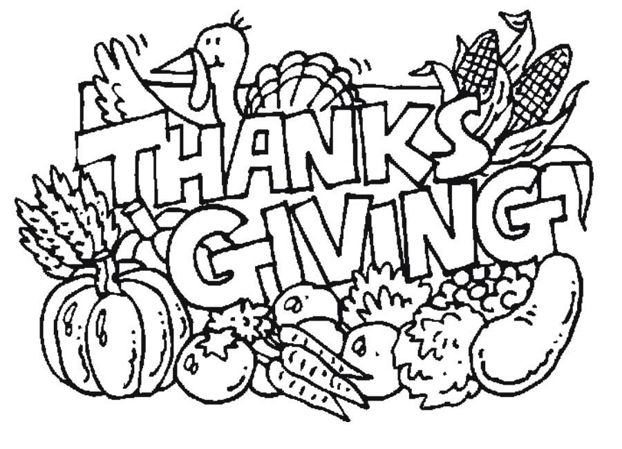 coloring pages of thanksgiving,printable,coloring pages