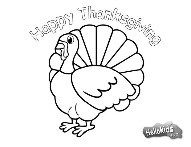 printable pictures of thanksgiving page,printable,coloring pages