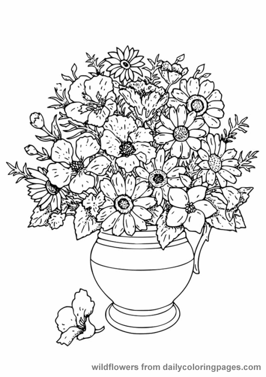 adult-flowers coloring pages 13,printable,coloring pages