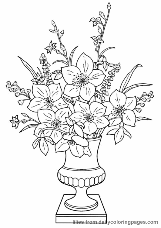 adult-flowers coloring pages printable,printable,coloring pages