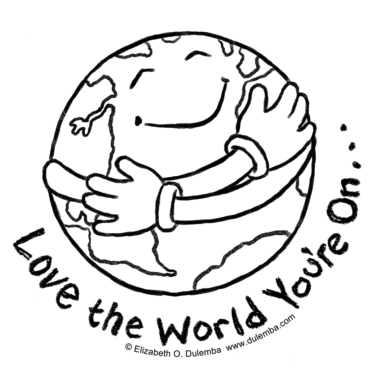 printable pictures of earth page,printable,coloring pages