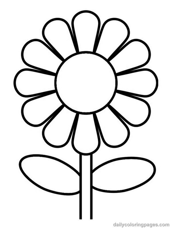 flower coloring pages,printable,coloring pages