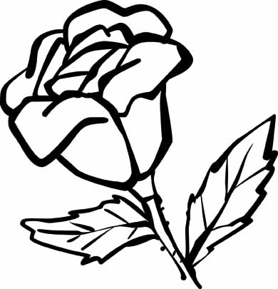 roses coloring pages 13,printable,coloring pages