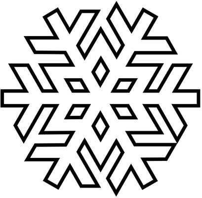 snowflake coloring pages 13,printable,coloring pages