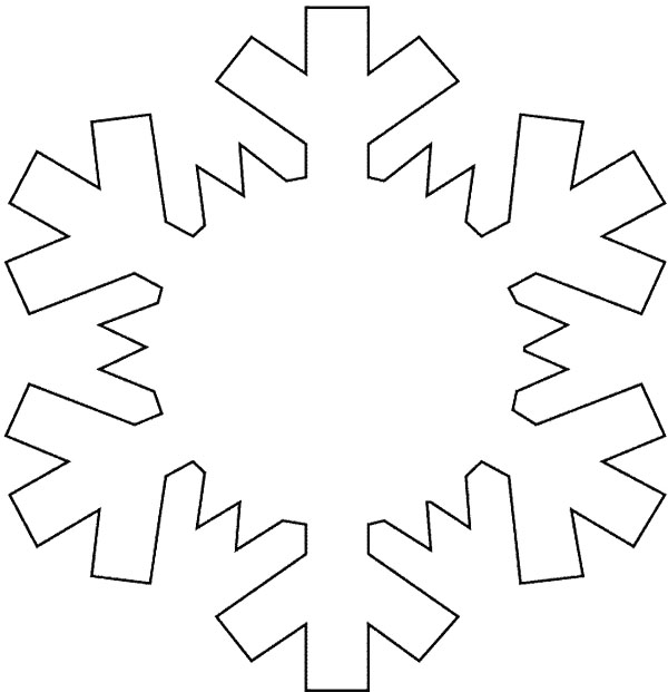 snowflake coloring pages for kids,printable,coloring pages
