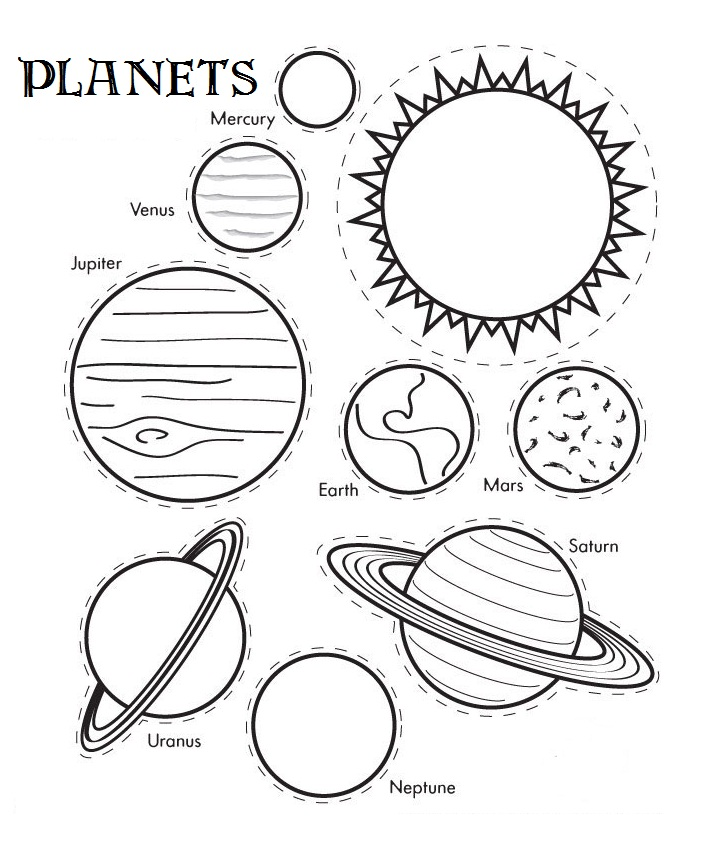 solar-system coloring pages,printable,coloring pages