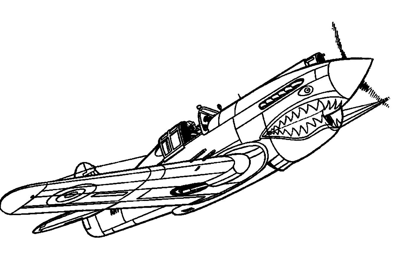 airplane coloring page to print,printable,coloring pages