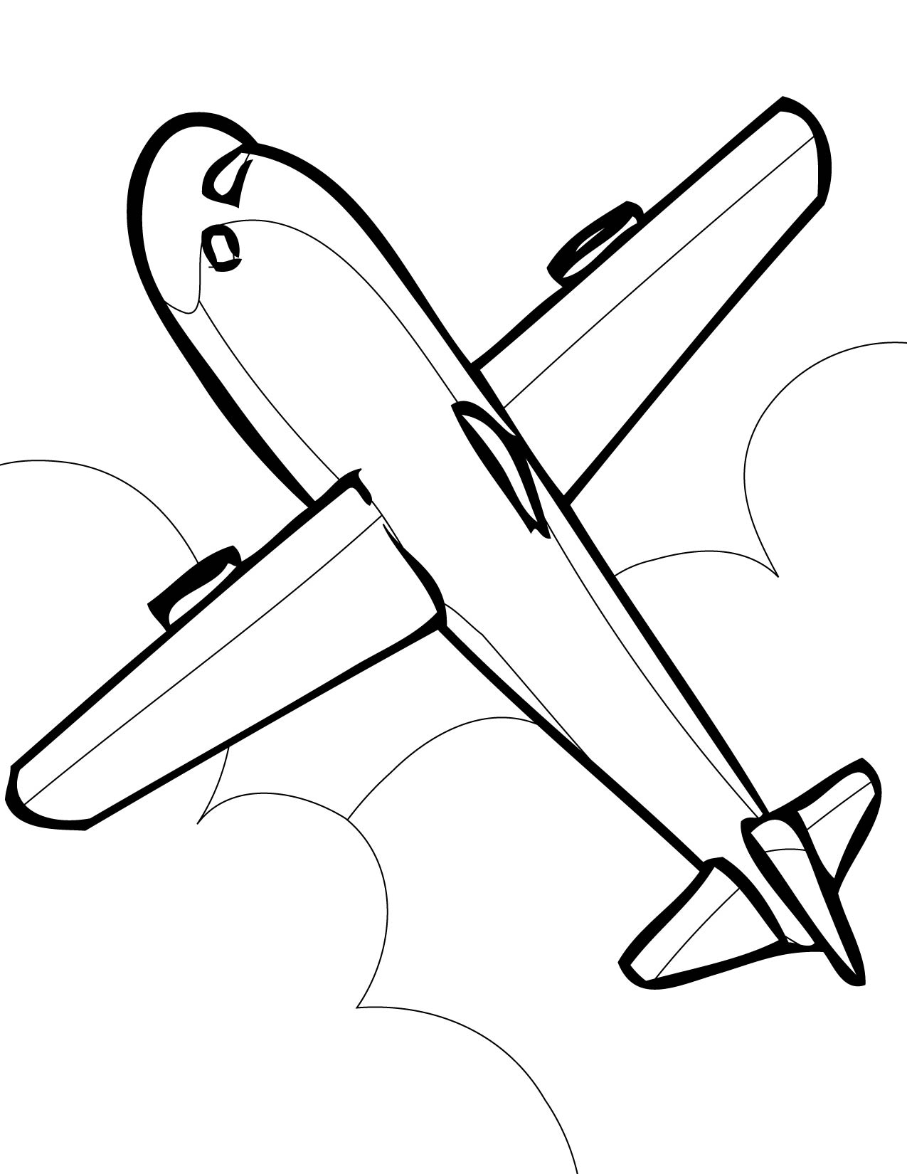 printable pictures of airplane page,printable,coloring pages