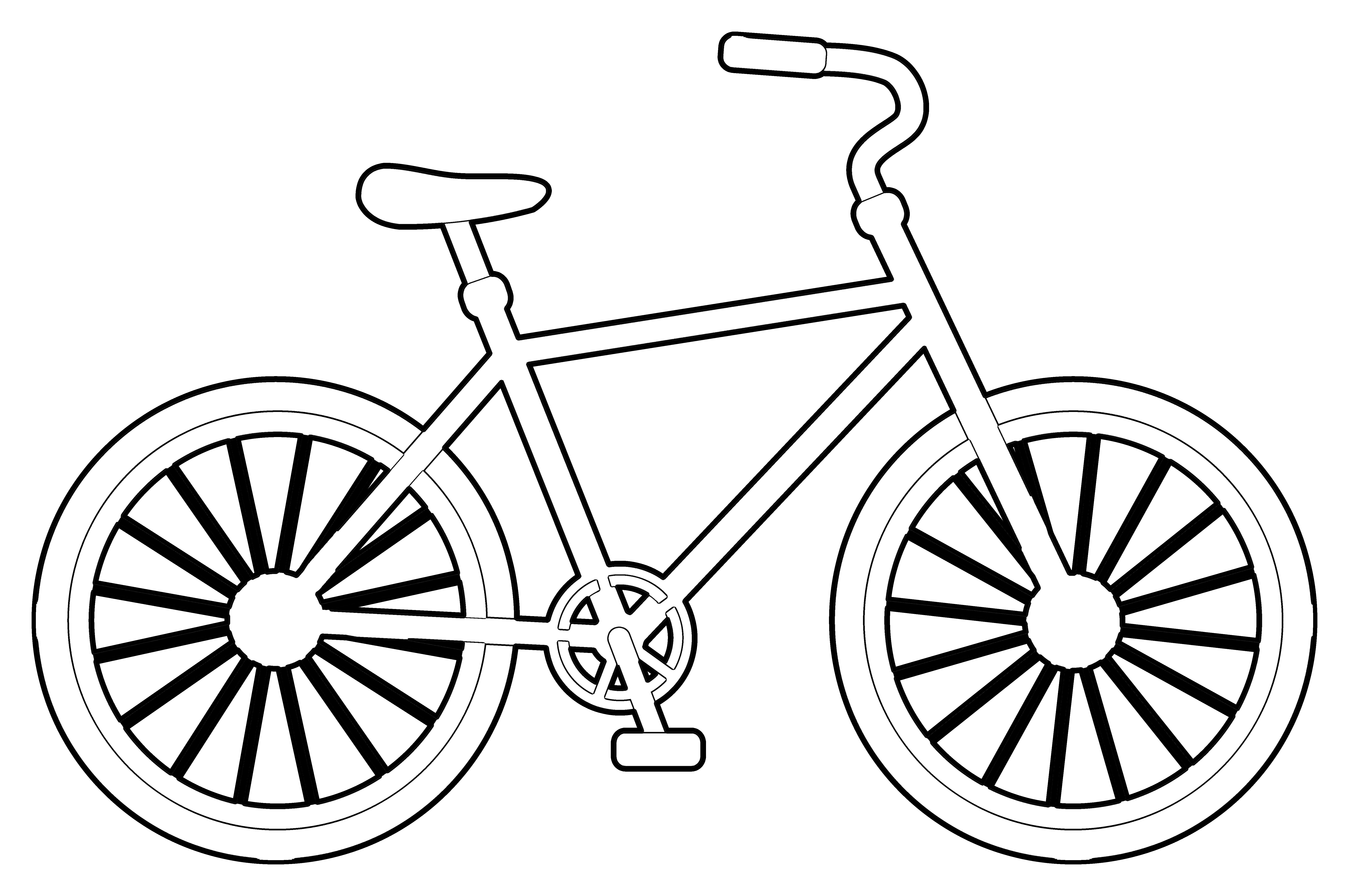 bicycle coloring pages 15,printable,coloring pages