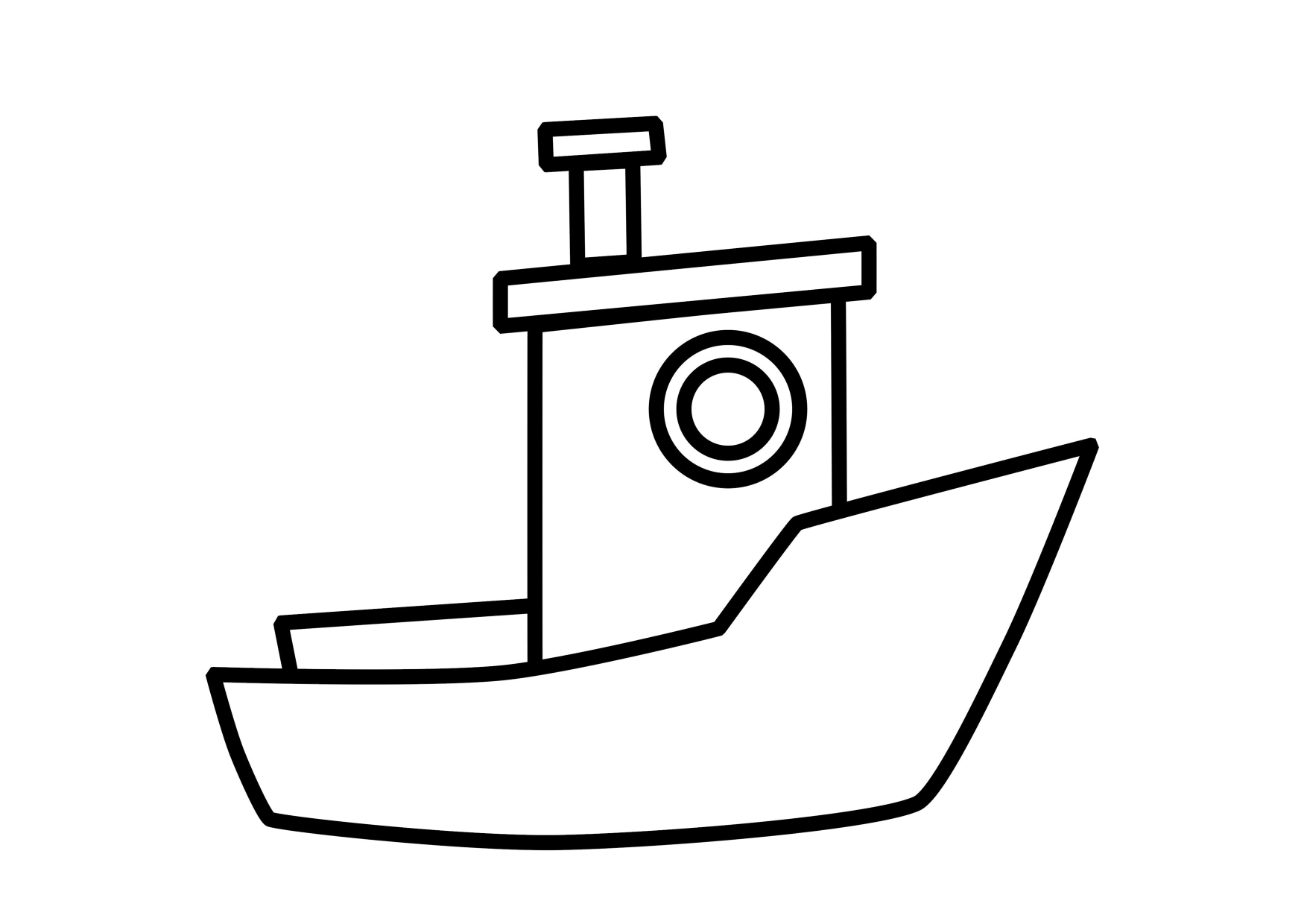 printable pictures of boat pageprintablecoloring pages