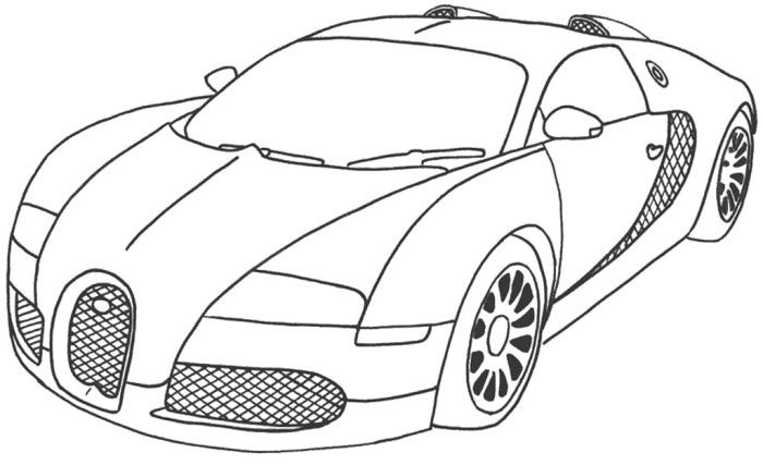 15 printable bugatti coloring pages - Print Color Craft