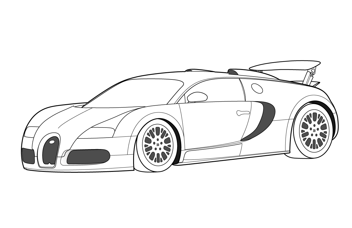 bugatti coloring pages,printable,coloring pages
