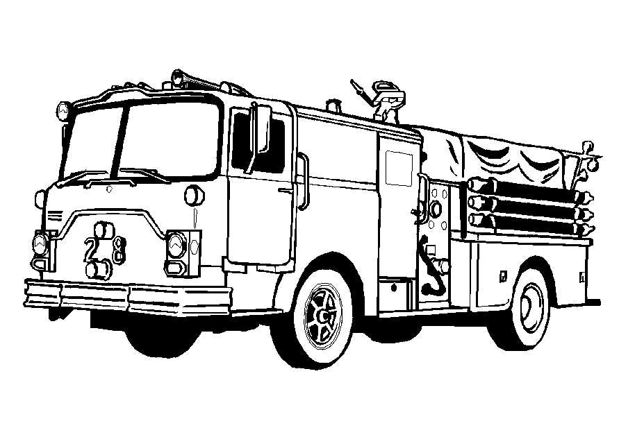 fire-truck coloring pages 14,printable,coloring pages