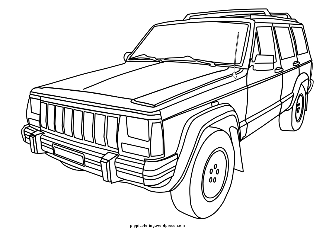 printable jeep coloring pages,printable,coloring pages