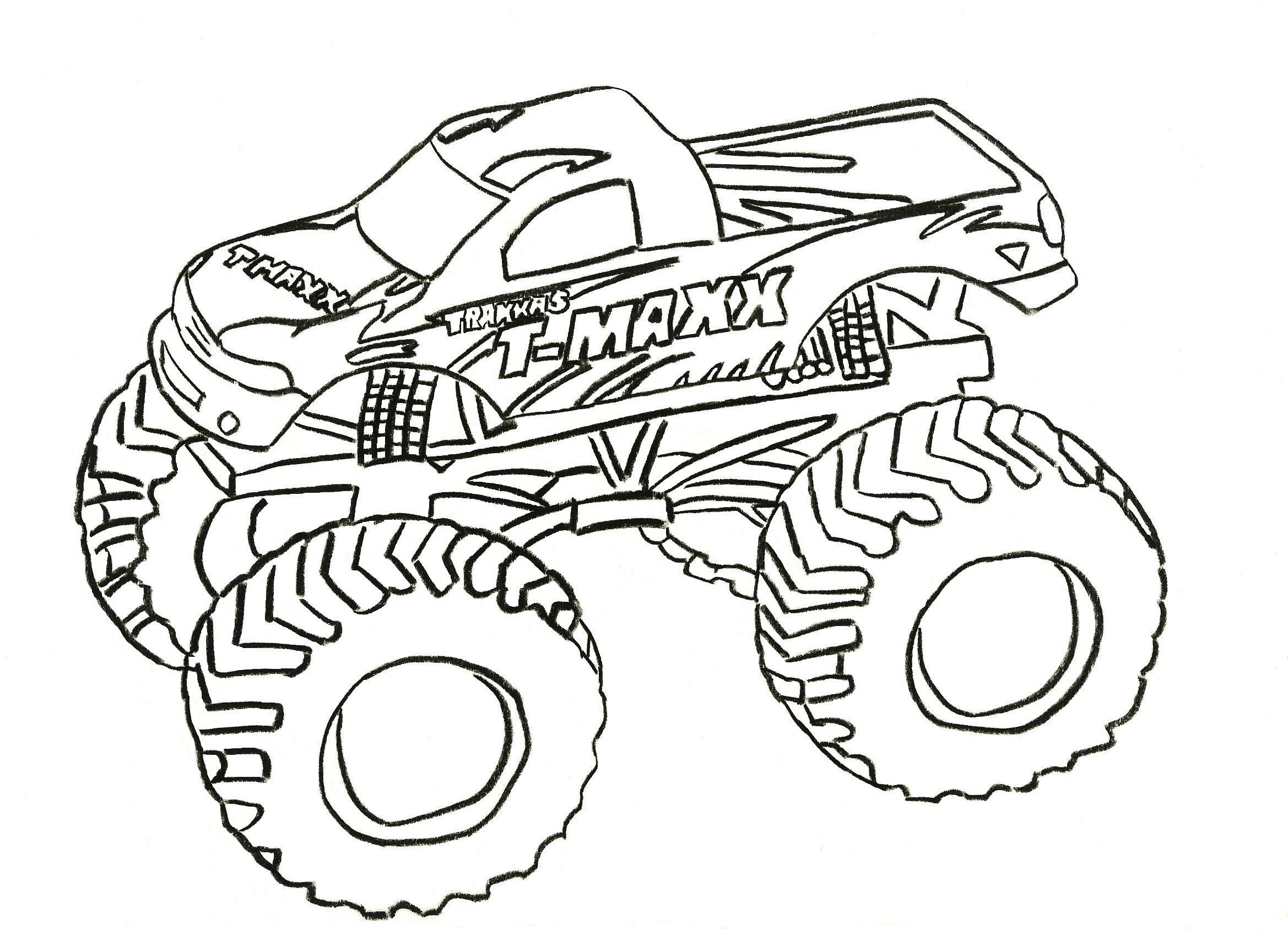 monster-truck coloring pages for kids,printable,coloring pages