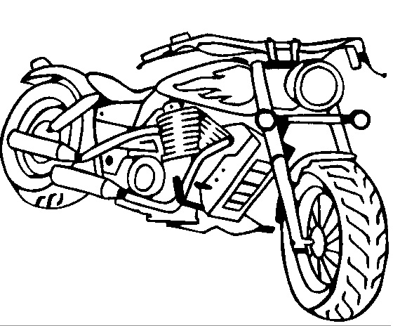 coloring pages of motorcycle,printable,coloring pages