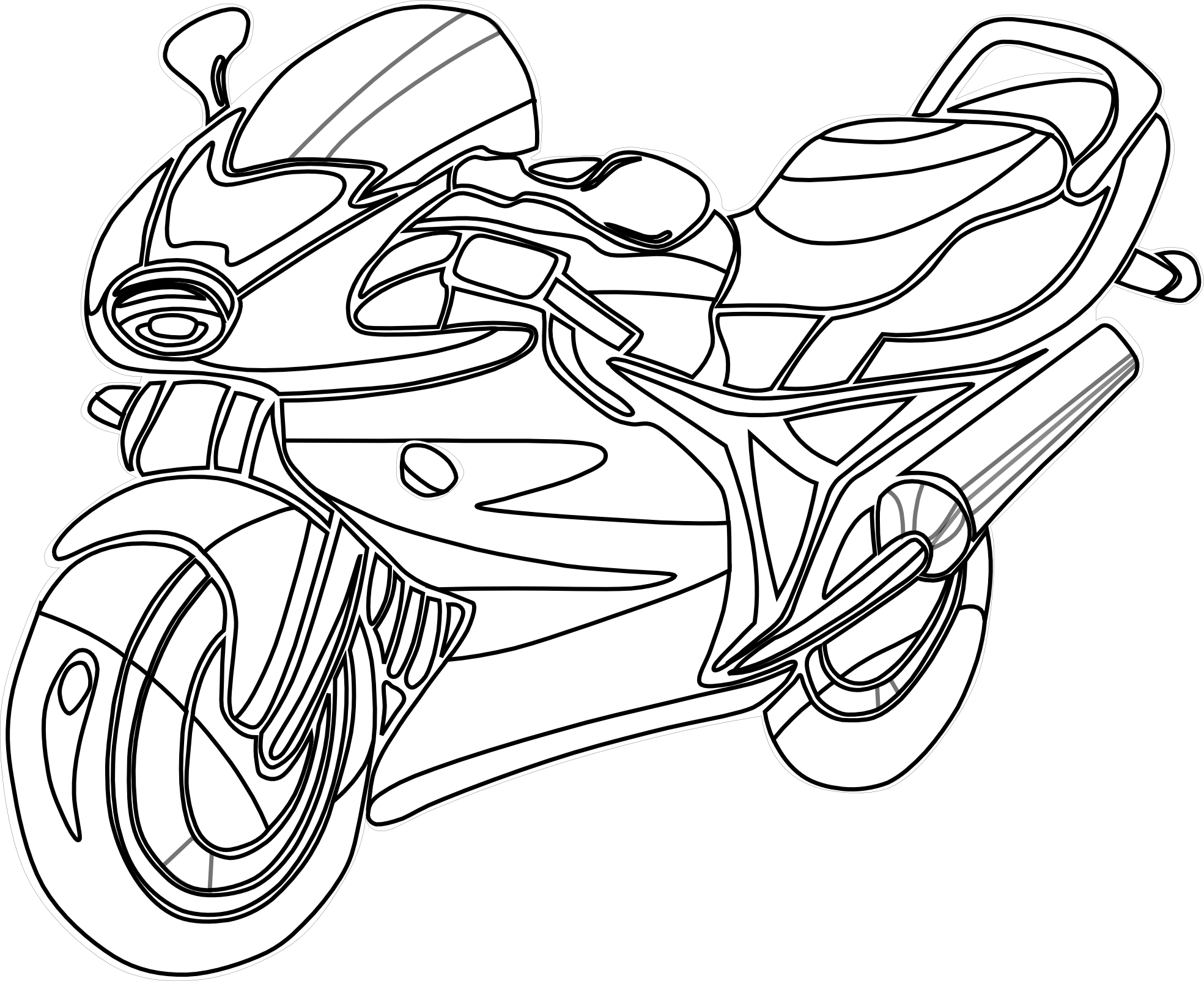 printable motorcycle coloring pages,printable,coloring pages