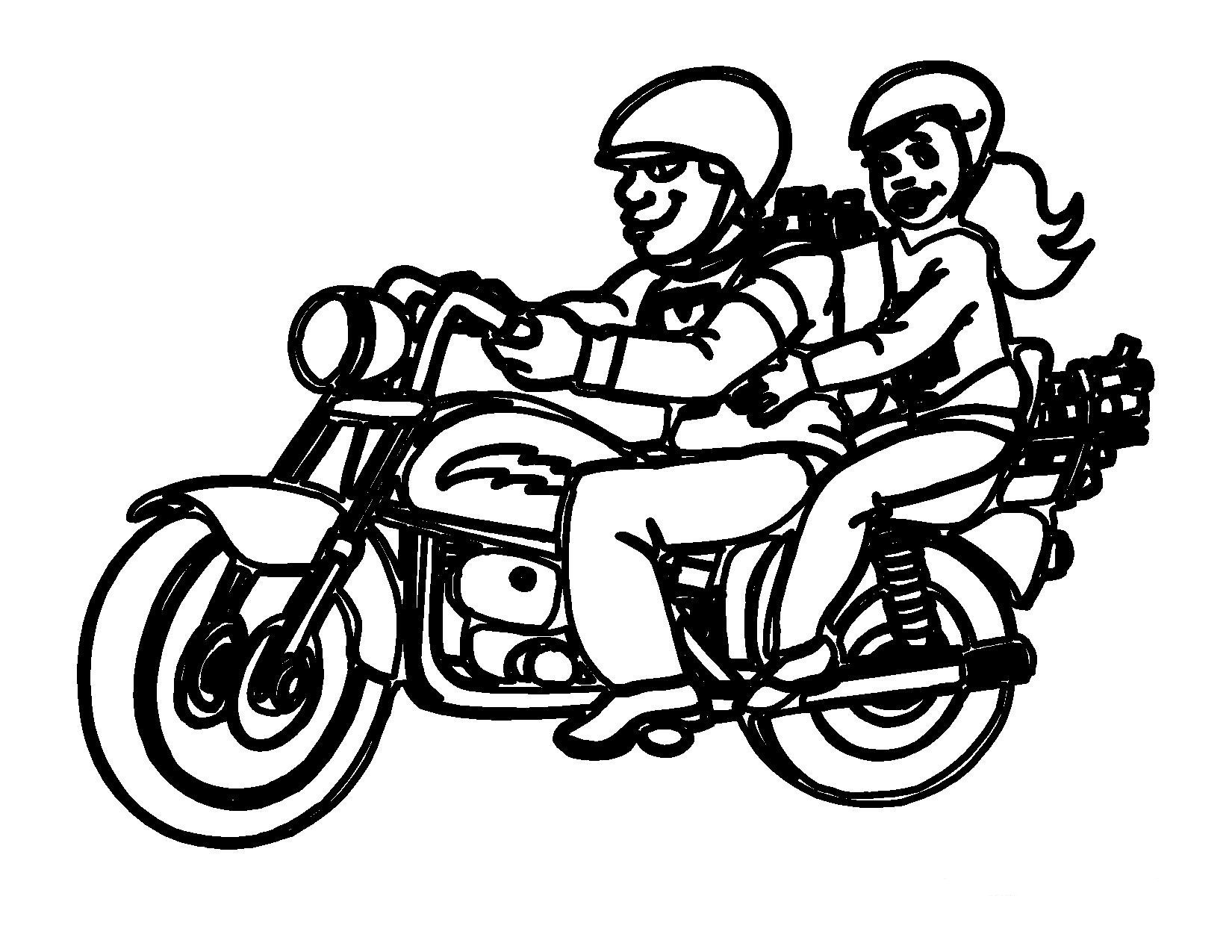 printable pictures of motorcycle page,printable,coloring pages