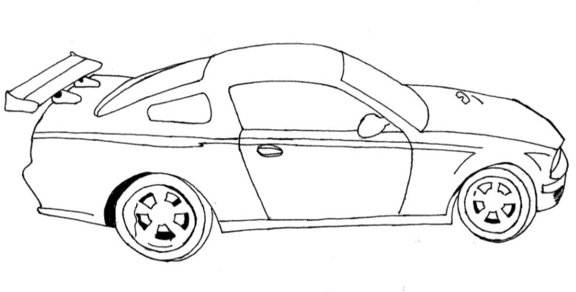 coloring pages of race-car,printable,coloring pages