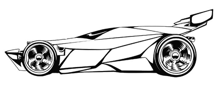 Car Coloring Book Images Coloring Pages