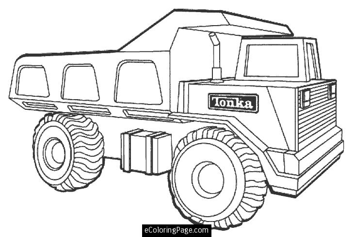 semi-truck-free coloring pages for kids,printable,coloring pages